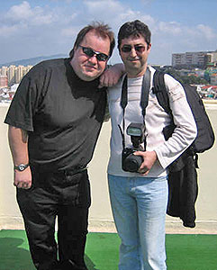 Steve Rothery   & Gus